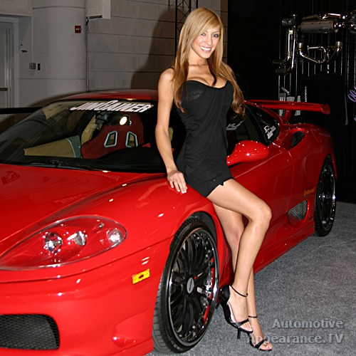 Best Phose Hot Sexy Girls And Racing Sport Car Auto Car Show