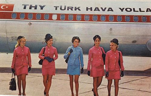 Turkish Airlines - Türk Hava Yolları by Nergiz.