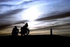 Motorcycle diaries II (Jeff Bauche._.)) Tags: voyage travel portrait people jeff face bike silhouette trekking trek photography travels asia kodak mongolia motorcycle roll biker portra breathtaking voyages mongol mongolie mongolian bauche colourartaward fiveflickrfavs jeffbauche jeanfranoisbauche motorcycleontheroad jeffbauche jeffbauchehotmailcom