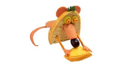 Cartoon Sandwich - 1
