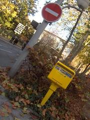Heurteloup postal