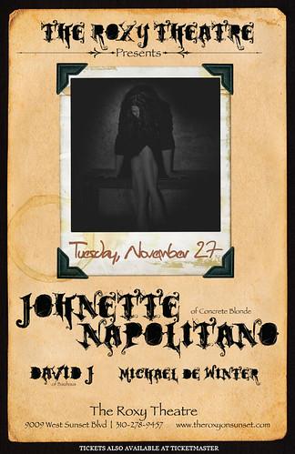 Johnette Napolitano - 11/17