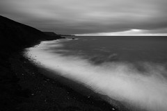 Deep Breath (Myles Smith) Tags: ocean longexposure winter sea seascape cold bravo cornwall nightshot smith myles soe desolation deepbreath eow pervo stranglesbeach itstakenyouthislongtorealise noihadanideasometimebacko nomylesithinkthatsdirectedatyou youaresodisturbedo mylessmith