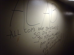 ACAB All cop's are bastard's