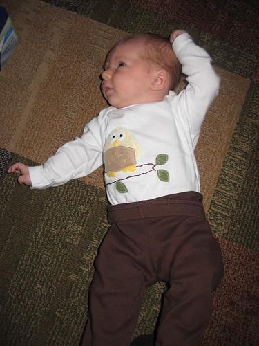 Kendall 6 weeks