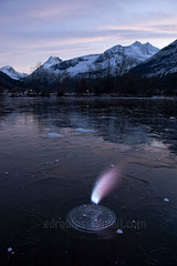 Methane gas (swamp gas) (Geir Drabls) Tags: norway mreogromsdal sunnmre sykkylven velledalen fetvatnet superbmasterpiece mywinners theperfectphotographer willothewisp dragongoldaward flickrdiamond diamondclassphotographer golddragon loveit impressedbeauty fab platinumphoto naturalmasterpiece theworldisbeautiful betterthangood creativephoto wowiekazowie burningmethanegas burningswampgas