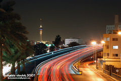 TV Tower (Abdulaziz Aloulah) Tags: tower tv saudi riyadh