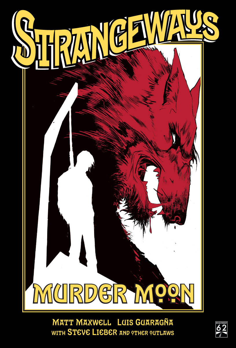 Graphic Novel Review – Strangeways: Murder Moon