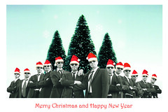 Merry Christmas Smarritors (pepe50) Tags: smarritors friends christmas happyholidays pepe50 smarritori amici natale auguri cappelli citrit abigfave travel party canon flickr imac apple
