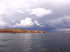 P5190731_tstorm from lake powel ferry_800 (dickfrantz) Tags: torrey i