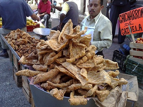 Now that's a pork rind!