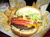 Royal Red Robin IMG_2134 (Hugh_Jack@ss) Tags: food oregon bacon burger hamburgers eugene foodporn cheeseburger burgers hamburger friedegg eugeneoregon cheeseburgers pinupfood heartattackburgers friedmacballs