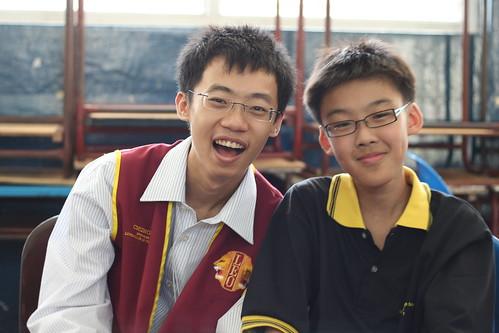 Brothers alike