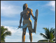 Lapu-Lapu (xelor (on and off)) Tags: canon philippines powershot hero soe mactan lapulapu a610 wowphilippines cebusugbo aplusphoto teampilipinas