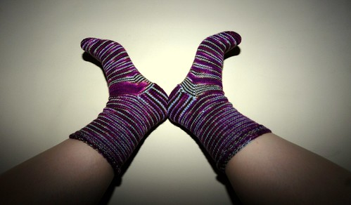 Day 47 (47/366): Hot Socks