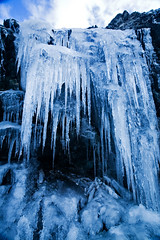 Frozen (-Filippos-) Tags: mountain cold ice water eos frozen cs2 crystal cyprus sigma freeze hanging spikes stalactite abigfave   1735mmdg