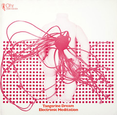 Tangerine Dream cover (enso-on) Tags: germany design album ohr record sleeve krautrock tangerinedream krautrockcosmicrockanditslegacy