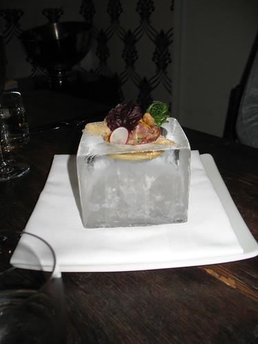 Dish 2, On Ice