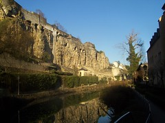 Luxembourg Battlements