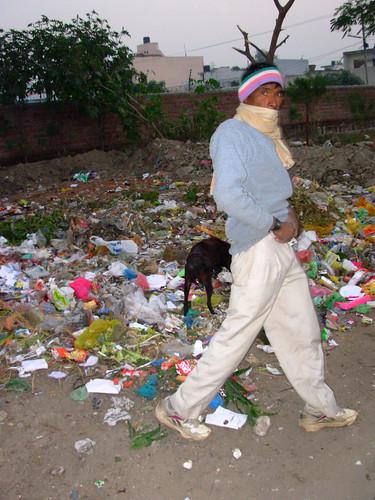 Open trash - 2