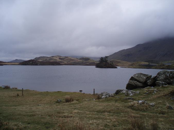 One of Llynnau Cregennen
