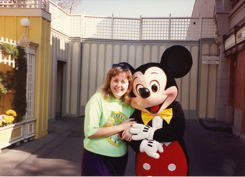 Me & Mickey 1989
