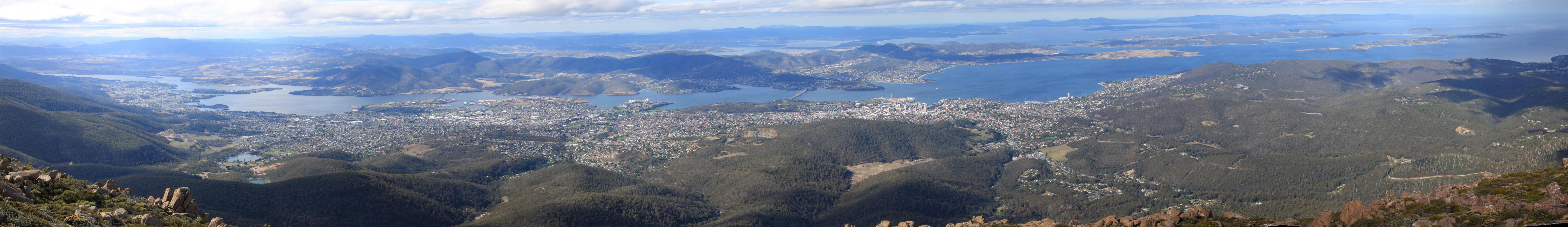 Hobart Panorama