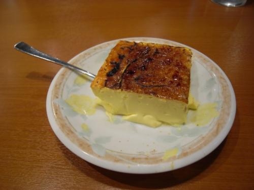 らー麺『藤平』-焼プリン