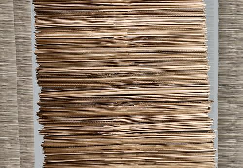 Chris Jordan, Paper Bags, 2007
