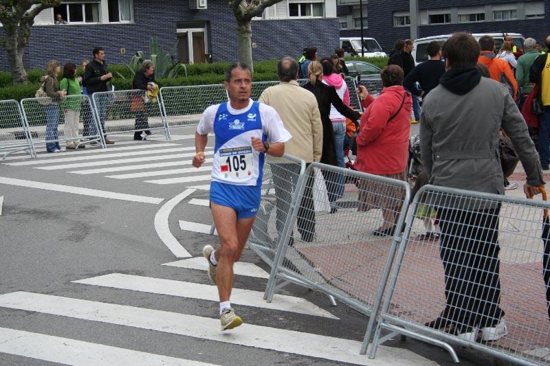 Octavio, en Oviedo