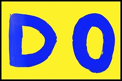 DO (brev99) Tags: sigma185028hsm d7100 sign replacecolor topazdetail inversion perfecteffects17 ononesoftware border yellow blue