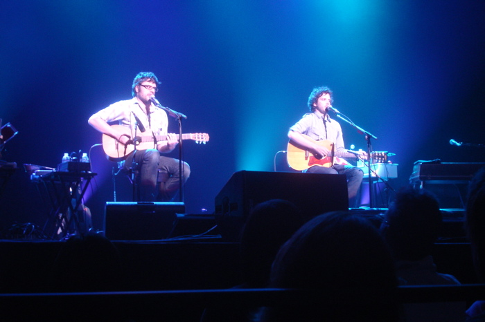 Flight of the Conchords @ the Paramount
