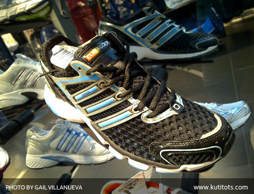 Adidas's Wanted: Old Shoes