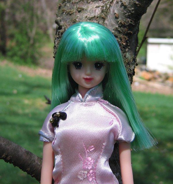 Limited Edition Friend Doll Erika