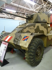 Armoured Car AEC Mark II (simononly) Tags: uk england museum army spring war tank military iraq nazi german soviet dorset ww2 vehicle british ww1 coldwar 2010 bovington allied