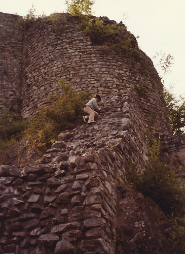 Scaling the Castle Wall