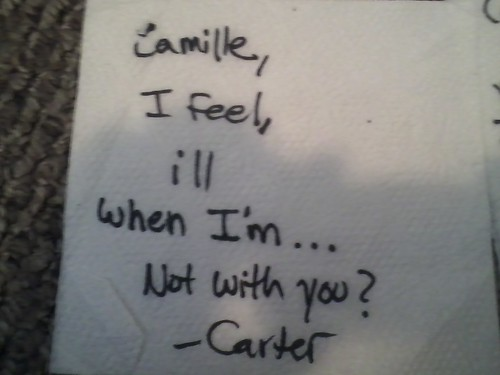 Carter Napkin