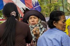 _IGP9672 (karnt_thassanaphak) Tags: travel money truck thailand commerce rice farm bangkok protest blocked thai deal government block farmer scheme convoy superhighway province ayutthaya mainroad 2014 ricefarmer bilateral asiaroad bilateralricedeal ricepurchasing