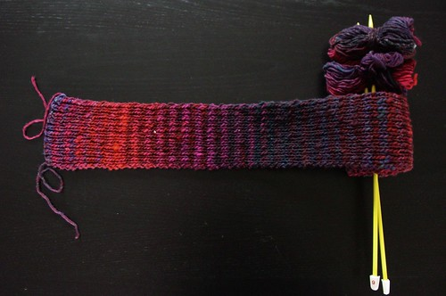 "Noro Scarf, ""Hers"""
