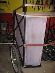 Oblique View Of Speaker Cabinets On Umdj