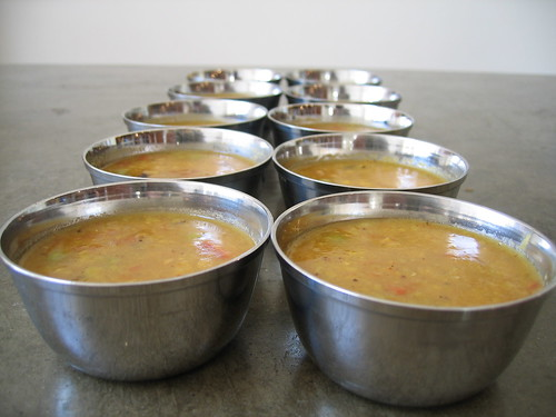 Sambhar - Curry Lentil Soup
