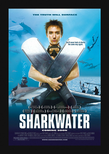 Sharwater movie poster