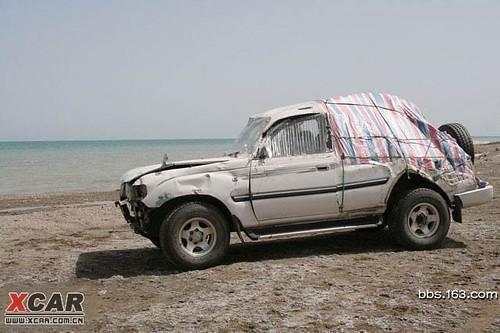 14. 誰能看出這是一輛還沒過磨合期的新車呢!?