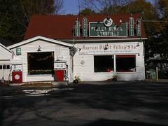 America's Oldest Filling Station