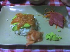Sushi on 11/14/2007
