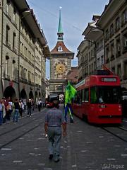 Berne, Time Tower par gerag