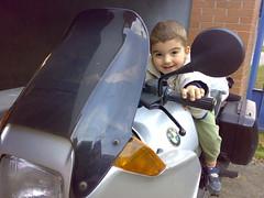 09102007557 (blognotes) Tags: tommaso moto bmw 200710