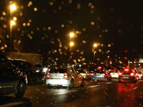 un soir sur l'A4