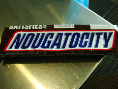 Nougawhacity? (Fort Cloudy) Tags: snickers