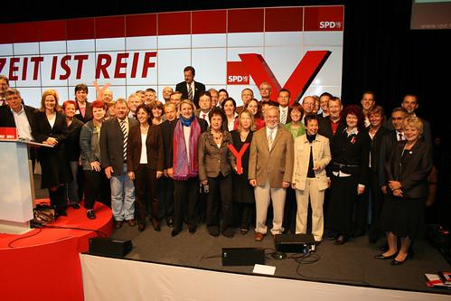 Die SPD Kandidatinnen und Kandidaten für die Landtagswahl
